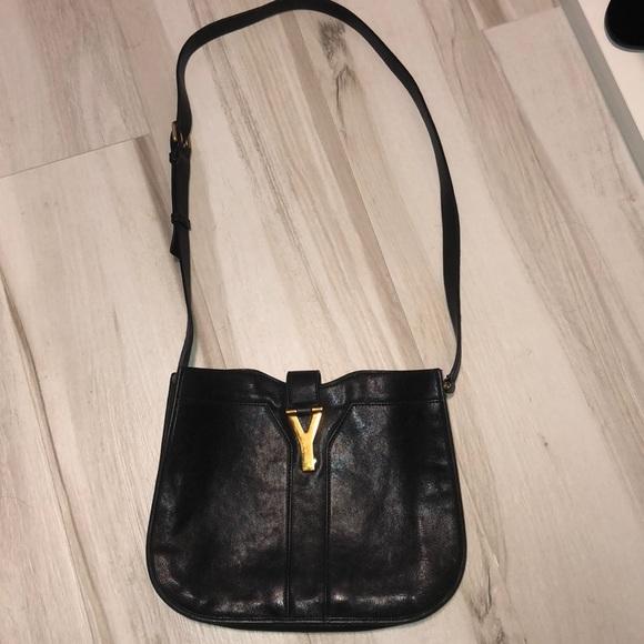 Yves Saint Laurent Bags   Ysl Saint Laurent Leather Crossbody Bag ... 513181d491